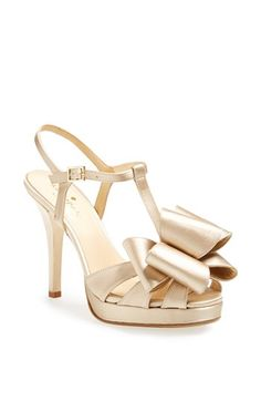 kate spade new york 'ribbon' sandal | Nordstrom // ridiculous enough to be perfect