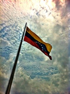Bandera de Venezuela - Flag of Venezuela