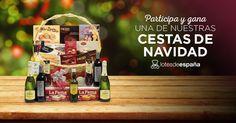 Gana una Cesta de Navidad Gourmet para estas fiestas ¡Participa!