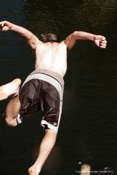 Jump Fall by David Harry Stewart