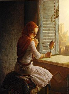 """The Mirror"" by Stanislav Plutenko"