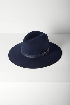 How To Dress Like An Adult (Without Trying Too Hard) #refinery29 rag & bone Wide Brim Fedora, $195, available at rag & bone.