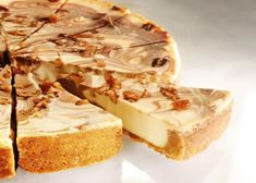 Our Turtle Cheesecake is a best seller for good reason! Creamy caramel-infused filling swirled with chocolate and topped with pecans nestled in our famous Honey-Graham-Pecan Crust create an irresistible dessert you can't resist. Turtle Cheesecake Recipes, Strawberry Swirl Cheesecake, Caramel Cheesecake, Pumpkin Cheesecake, Lasagna Ingredients, Cooking Ingredients, Chocolate Swirl, Hershey Chocolate, Gourmet Desserts