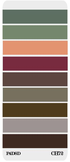 Color Chart# 72