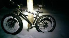 Motobecane Fat Bike: Mtbr user Jisch http://forums.mtbr.com/... #fatbike #bicycle