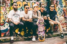 Neck Deep is a modern day pop punk band that I am a big fan of. This band plays modern day punk, and although it is the same genre as other bands that are mentioned here, this band has a more modern day sound to it in comparison to other mentioned bands.