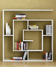 Creative Bookshelves and Bookcases Ideas - Real House Design