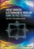 Circuit oriented electromagnetic modeling : using the PEEC techniques / Albert E. All Locations, Circuit, Modeling, Movie Posters, Movies, Modeling Photography, Films, Film Poster, Cinema