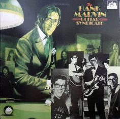 THE HANK MARVIN GUITAR SINDICATE  see 289 stereo the shadows