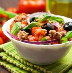 Raw Food Recipe for a Healthy, Filling Lunch Not Tuna Salad