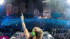 David Guetta Miami Ultra Music Festival 2014 - YouTube