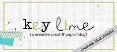 Key Lime Digital Design - Custom Blog Design