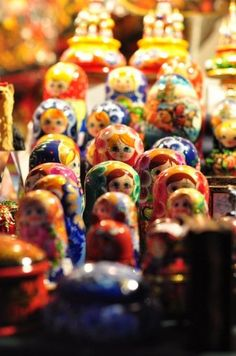 Art & Craft - Shopping in St. Petersburg