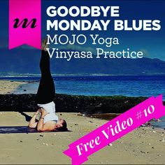 How The Holidays Steal Your Mojo #10: The Blues MOJO's remedy: Allison Rote's ( @yoga_mama123 ) Goodbye Monday Blues practice. Check it out free this week at http://ift.tt/1V377mt (link in our bio). Sometimes we experience the opposite of joy and cheer during the holidays which can dampen our desire to do even our normal activities. If the holidays get you down remember that practicing yoga for one hour three times a week has been demonstrated to improve mood and decrease anxiety. A little…