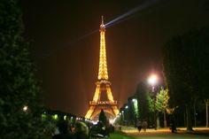 Paris, França - Torre Eiffel