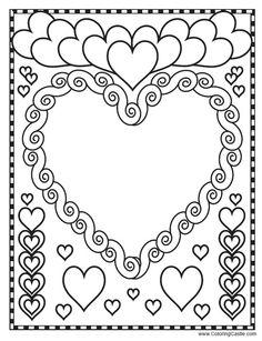From ColoringCastle,com http://www.coloringcastle.com/