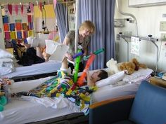 music therapy in children's hospital