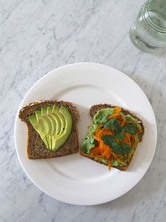 4 Lunch Recipes For Serious Energy :: Awesome lunch ideas, especially if you work from home.