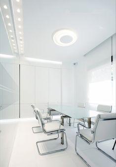 Office of The Light Box Conference / Esculpir el Aire -Alicante, Spain
