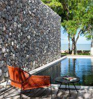 Un couloir de nage dans un jardin - Marie Claire Maison
