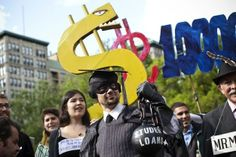 Student Debt Isn't A Big Problem — Or Maybe It Is