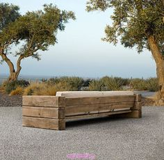 Rustic Outdoor Furniture, Outdoor Couch, Porch Furniture, Diy Furniture Projects, Woodworking Furniture, Diy Wood Projects, Garden Furniture, Woodworking Projects, Ranch Decor