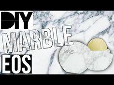 DIY EOS! DIY Marble EOS Lipbalm! - YouTube