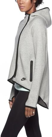 Bluza NIKE TECH FLEECE CAPE 545693 063