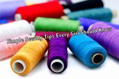 simple sewing tricks