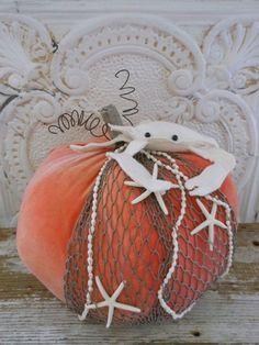 Plush Coastal Pumpkin                                                                                                                                                                                 More