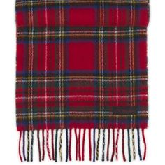 Dr. Martens Lambswool Scarf ($40) ❤ liked on Polyvore featuring accessories, scarves, royal stewart, tartan plaid shawl, oblong scarves, plaid shawl, dr. martens and long shawl