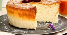 Receta de tarta de queso esponjosa, como la que venden en los supermercados Pound Cake Recipes, Cheesecake Recipes, Bakery Cakes, Cheesecakes, Vanilla Cake, Food And Drink, Cooking Recipes, Favorite Recipes, Baking