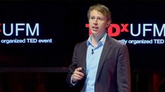 TEDxUFM - Luke Williams: Ideas are the Recipes  Innovation through disruptive thinking.