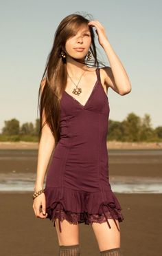 Isis Dress from Nomad's HempWear
