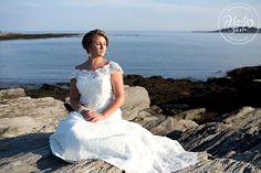 Maine Shipwreck Styled Wedding Inspiration Shoot | Maine Wedding Photographer