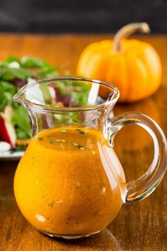 Pumpkin Maple Vinaig