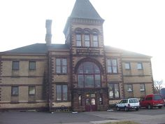 Wilmarth School Ashland WI