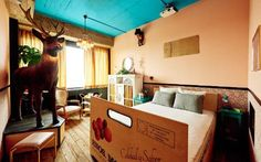 Top 10 cheap hotels in Amsterdam