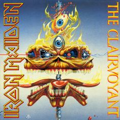 Iron Maiden ‎– The Clairvoyant
