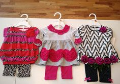 Fall outfits are arriving and going fast at Bella Luna! Adorable for any occasion!
