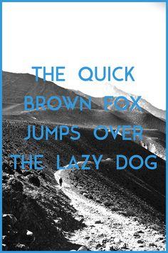 Moderne Sans | Free Typeface by Marius Kempken, via Behance