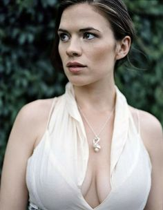 Hayley Atwell.