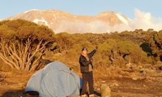 Our all-time favorate the Machame route is the most scenic route on Kilimanjaro. Kilimanjaro, Camps, All About Time, Adventure, Mountains, World, Nature, Pictures, Travel