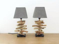 Decoration, Driftwood, Table Lamp, Etsy, Lighting, Home Decor, Appliques, Inspiration, Collection