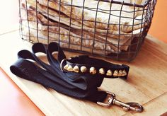 Cute dog collar- I want to make matching ones for my pups