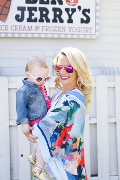 6 Ways to Keep Your Style (Even With a Toddler in Tow!)