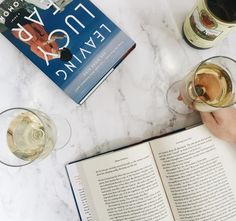 Calling all book clubs: We've paired up with @tastebookofficial to bring you the perfect book club night out for #LeavingLucyPear including a perry cocktail recipes to try & discussion questions. || tap the link in our bio for more details!