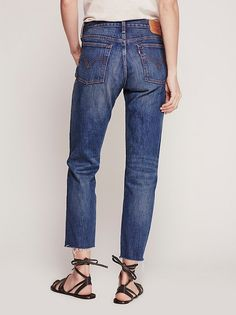 Classic Tint Levi's Wedgie Icon High Rise at Free People Clothing Boutique