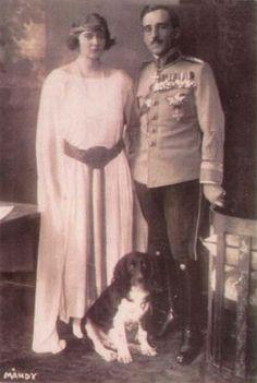 King Alexander of Yugoslavia with his fiance Princess Maria of Romania Princess Victoria, Queen Victoria, King Alexander, Grand Prince, Belgrade Serbia, Princess Alexandra, Royal Engagement, Queen Mary, Portraits