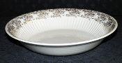 Royal China Company Bridal Gold Round Vegetable Bowl